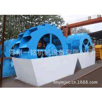 ZZ厂家高效滚筒式螺旋洗石机 YM矿用双螺旋洗砂机/洗石机成套设备