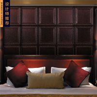 成都 硬包背景墙 软包 电视 沙发 餐厅 床 材料环保 立体感