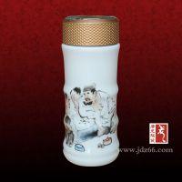 陶瓷杯定做,唐龙定制礼品杯,对杯套装,保温杯加字