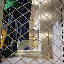 镀锌钢板网 超市货架用钢板网 浸塑菱形网 厂家直销
