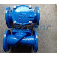HC44X(SFCV)型橡胶瓣止回阀-沪山阀门制造(上海)有限公司