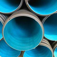 厂家生产 hdpe双壁波纹管 聚乙烯排水排污塑料波纹管dn500