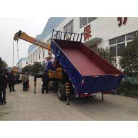 曲靖市徐工6.3吨随车吊,前四后八随车吊型号