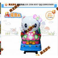小孩玩的摇摆机玩具多少钱 摇摆机游乐园厂家 音乐摇摇车哪里有售