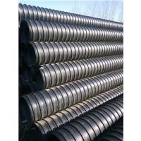 四川、巴中HDPE钢带螺旋增强波纹管、排水管、污水管厂家低价批发