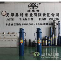 津奥特牌QJR型不锈钢耐腐蚀热水潜水泵