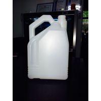 防冻液桶4升机油桶 4kg化工包装塑料桶 油壶