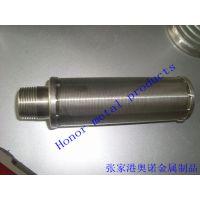 不锈钢压力曲筛筛片、压力筛网、水力筛网