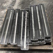 耀恒 缝隙不锈钢槽 缝隙式水沟盖板 线性排水槽盖板