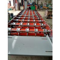 840型单瓦机兴益彩钢压瓦机发往云南大理