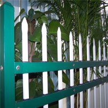 围墙铁艺围栏 小区围墙 学校铁艺护栏