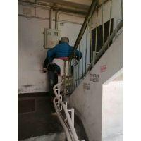 北京市 宜昌市居民楼 敬老院老人专用楼梯电梯 曲线座椅电梯启运厂家上门测量