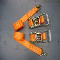 神州吊具SW650 25mm宽捆绑器汽车拉紧器含钩捆绑带货车紧绳器收紧器紧固