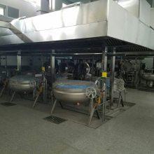 供应恒温汤锅自动化控制高档食品加工