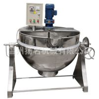 直销不锈钢系列夹层锅 电加热夹层锅 食品加工设备