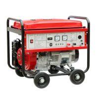 (工厂直销)进口动力 5KW小功率家用三相稀土永磁汽油发电机组