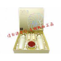 韩国化妆品套装正品 DODO-3W CLINIC 完美黄金蜗牛 保湿修复3件套