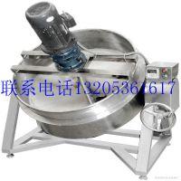 可倾式夹层锅,卤肉蒸煮锅,凉粉熬制锅 润成