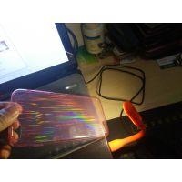 东莞电铸模具厂生产各种手机保护套纹板反射 器车灯波导管镍片