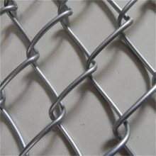 优质勾花网规格 成都边坡防护网 足球场围栏网