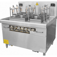 方宁FN-ZM双缸电磁煮面炉 自动升降煮面机清仓 380V电压