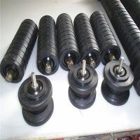 橡胶缓冲托辊 缓冲圈型托辊 厂家直销