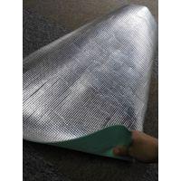 pe膜铝 箔铝膜IXPE膜地热地暖专用 地板防护垫 地板隔热保温材料