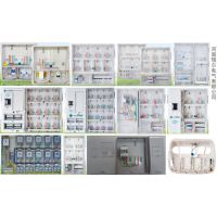 生产厂家3户三表位电子式透明电表箱