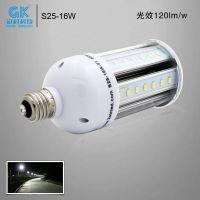冠科供应12W e27 led玉米灯 厂家直销 小功率节能灯 防水灯泡 CE ROHS认证