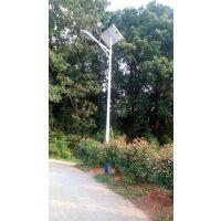 贵州余庆太阳能LED路灯厂家 浩峰路灯杆批发