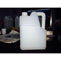 东莞4L防冻液桶 4升机油桶防冻液包装桶 化工塑料瓶