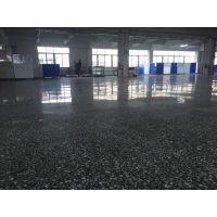 长安镇水磨石起灰处理、水磨石抛光、厂房固化地坪