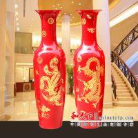 和艺陶瓷 插花摆件 创意家居装饰 花瓶陶瓷