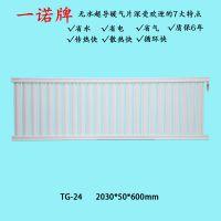家用采暖钢制暖气片散热器山东一诺牌质量保证国标1寸办厂项目