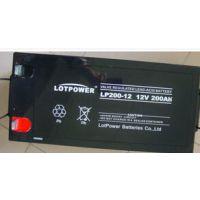乐泊尔蓄电池LP200-2 1 2V200AH北京办事处