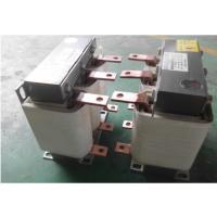 纯铜加工适配功率300KW变频器用输入电抗器,额定电流660A
