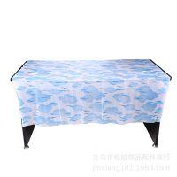 一次性台布 1.5米餐桌用品 居家必备 2元百货批发 义乌小商品