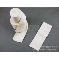 大批量供应 优质氨纶皱纹弹性绷带 医用弹性纱布绷带