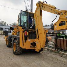 轮胎式挖掘装载机厂家直销920装载机两头忙价格18653462848