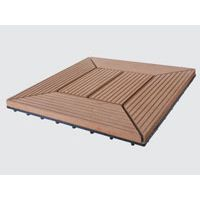 深圳塑木diy拼装地板厂家,有哪些特性