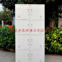 八门储物柜_厂家直销 款式新颖工厂员工储物柜~深圳办公用的储物柜