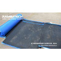 合成纤维橡胶板热电厂输煤皮带滚筒包胶胶板