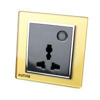 聪明屋遥控插座 86型墙壁插座 机远APP程控制 智能家居产品招商
