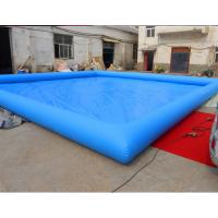 儿童气垫钓鱼池价格 游泳气垫池子江苏哪买 充气泳池的投资成本大吗