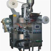 Filter Paper Tea Bag With Thread And Tag Packing Machine