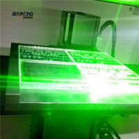 百能数控水晶玻璃3D激光内雕机