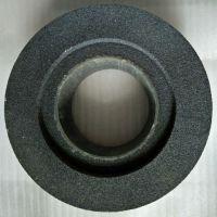 科美厂家供应 陶瓷黑碳化硅大气孔双面凹砂轮