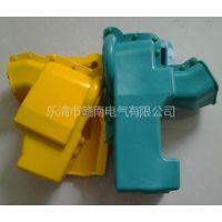 供应厂家直销各种型号硅橡胶绝缘护罩 跌落式熔断器硅橡胶绝缘护罩价格