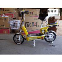 厂家批发 简易款电动车  14寸可酷电动车 电动自行车