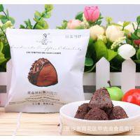 曼妃松露巧克力 纯手工粒粒经典 三口味选择 5斤/箱 独立包装